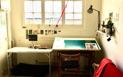 Studio at WASPS